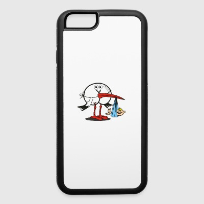 Assmex stork boy - iPhone 6/6s Rubber Case