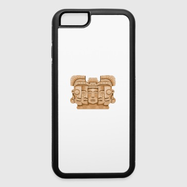 mask revealing - iPhone 6/6s Rubber Case