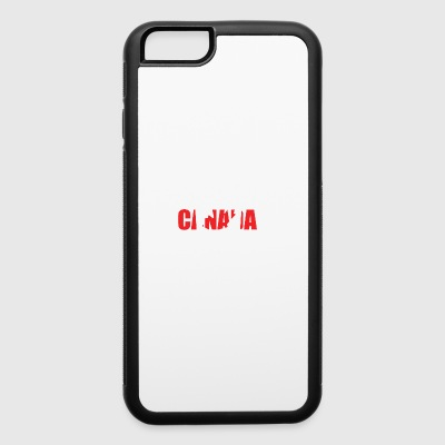 country Canada - iPhone 6/6s Rubber Case