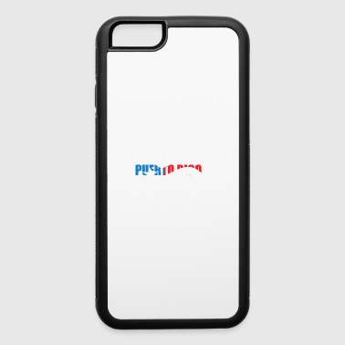country Puerto Rico - iPhone 6/6s Rubber Case