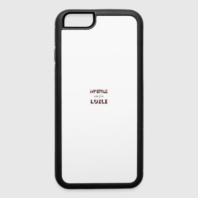 Luili - iPhone 6/6s Rubber Case