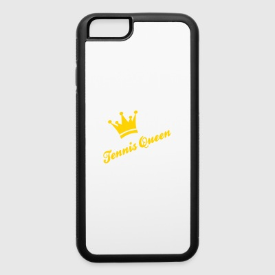 tennis - iPhone 6/6s Rubber Case