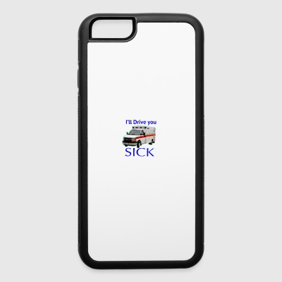 I'll Drive - iPhone 6/6s Rubber Case