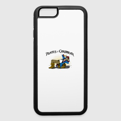 Pilates of the Caribbean - iPhone 6/6s Rubber Case