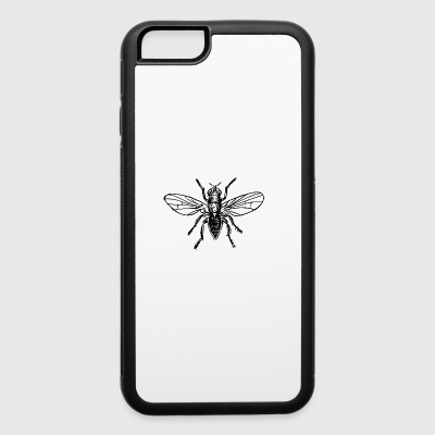 Fly Fliege Insect Insekten Animal Tiere - iPhone 6/6s Rubber Case