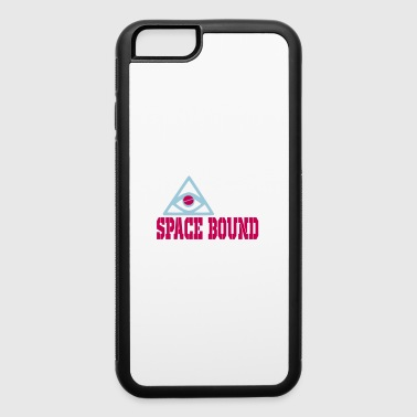 space bound - iPhone 6/6s Rubber Case