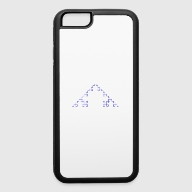 pyramid - iPhone 6/6s Rubber Case