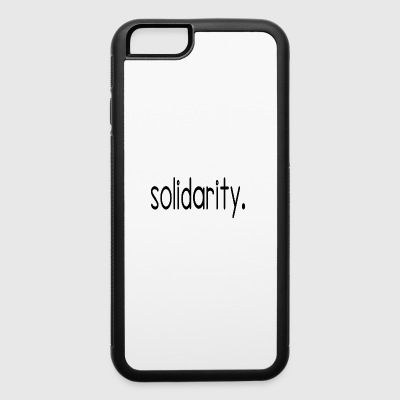 solidarity - iPhone 6/6s Rubber Case