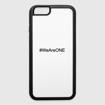 we_r_one - iPhone 6/6s Rubber Case