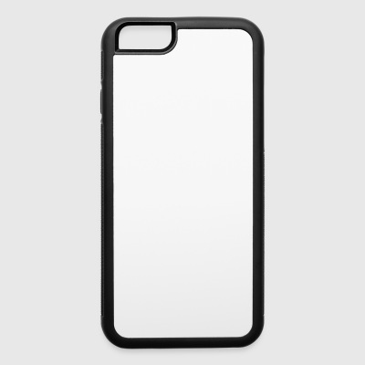 Amore - Cursive Design (Black Letters) - iPhone 6/6s Rubber Case