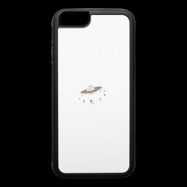 astronaut go around - iPhone 6/6s Rubber Case