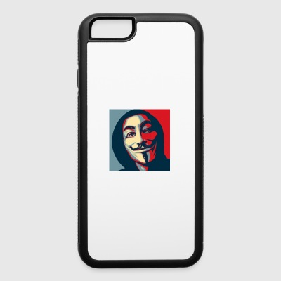 Anonymous Shirt - iPhone 6/6s Rubber Case