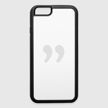 what if - iPhone 6/6s Rubber Case