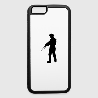 silhouette 3250887 960 720 - iPhone 6/6s Rubber Case