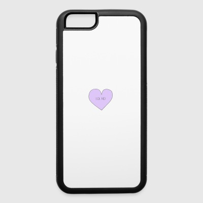 lol no - iPhone 6/6s Rubber Case