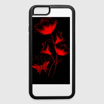 Red rose - iPhone 6/6s Rubber Case