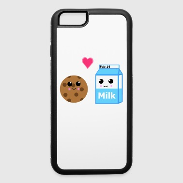 Milk and Cookies - iPhone 6/6s Rubber Case