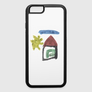 house in the sun - iPhone 6/6s Rubber Case