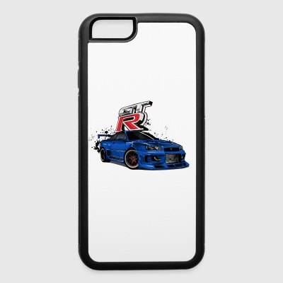 NISSAN GT-R R34 - iPhone 6/6s Rubber Case