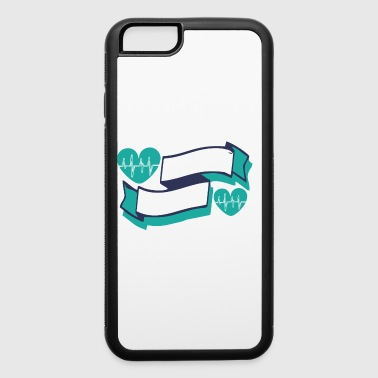Driving Is My Cardio - iPhone 6/6s Rubber Case