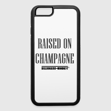 RAISED ON CHAMPAGNE - iPhone 6/6s Rubber Case
