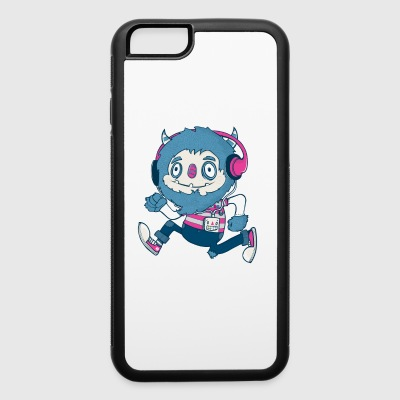 Funky Monster Beats - iPhone 6/6s Rubber Case