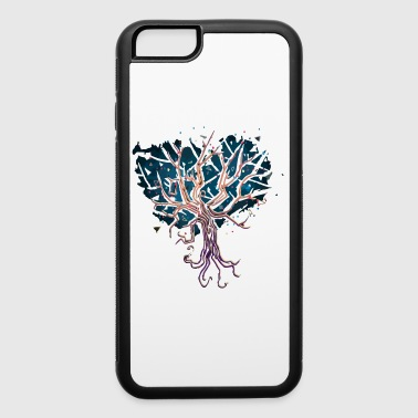 Stardust Bloom - iPhone 6/6s Rubber Case