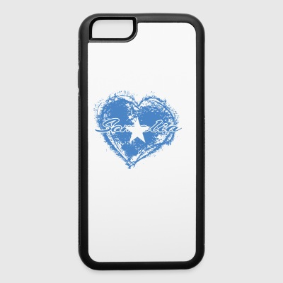 HOME ROOTS COUNTRY GIFT LOVE Somalia - iPhone 6/6s Rubber Case