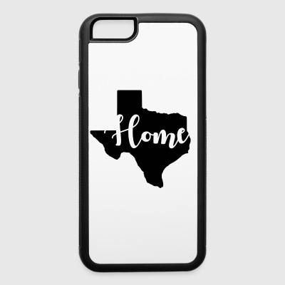 Texas Home - iPhone 6/6s Rubber Case