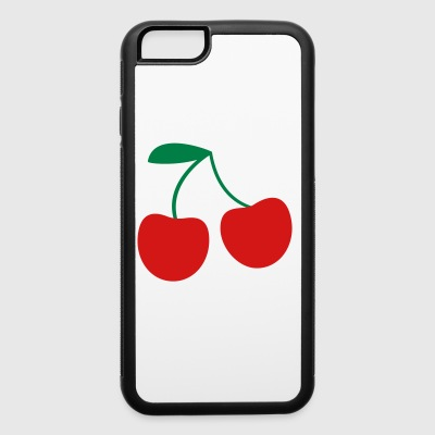 cherry - iPhone 6/6s Rubber Case