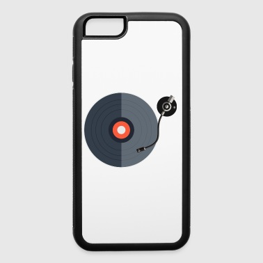 vinyl - iPhone 6/6s Rubber Case