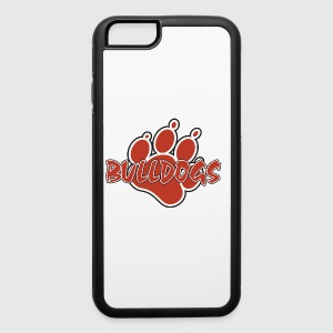 Bulldog Paw - iPhone 6/6s Rubber Case