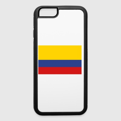National Flag Of Colombia - iPhone 6/6s Rubber Case