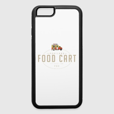 Portland Food Carts - iPhone 6/6s Rubber Case