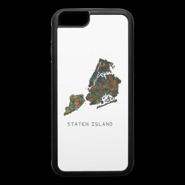 staten island ny - iPhone 6/6s Rubber Case