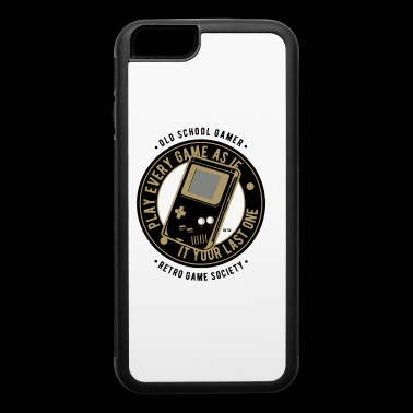 LAST GAMER - iPhone 6/6s Rubber Case