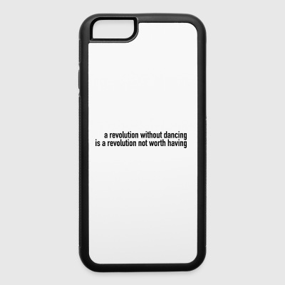 Rvlwithoutdancing - iPhone 6/6s Rubber Case