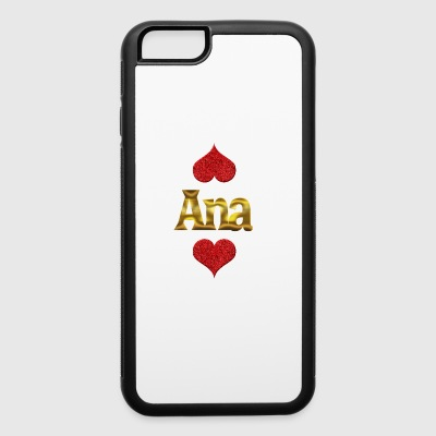 Ana - iPhone 6/6s Rubber Case