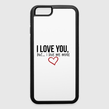 I LOVE YOU - iPhone 6/6s Rubber Case