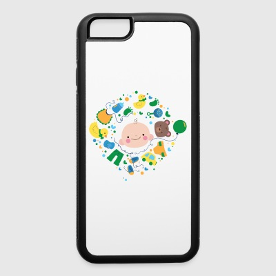 GIFT - BABY DESIGN - iPhone 6/6s Rubber Case