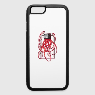 Octopus TV, Octopus television - iPhone 6/6s Rubber Case