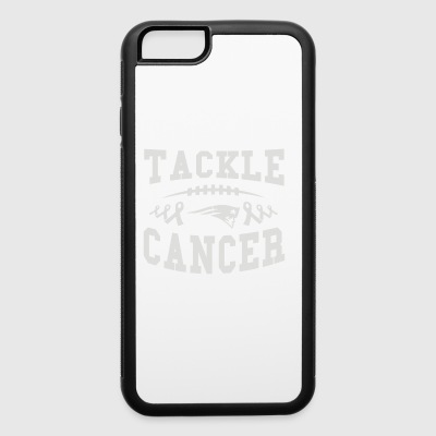 Tackle Cancer - iPhone 6/6s Rubber Case
