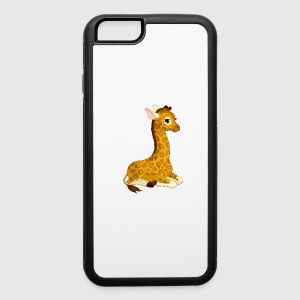 Baby Giraffe - iPhone 6/6s Rubber Case