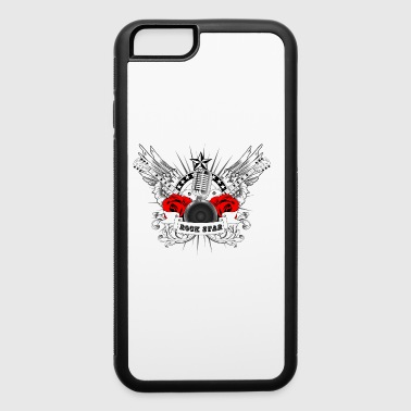 Rock Star Classic 2 W - iPhone 6/6s Rubber Case