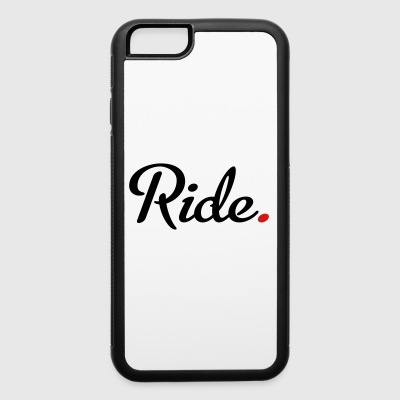 ride - iPhone 6/6s Rubber Case