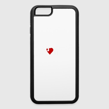 i love home heimat Tonga - iPhone 6/6s Rubber Case