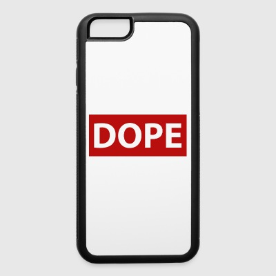 dope - iPhone 6/6s Rubber Case