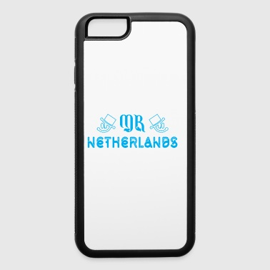 Mr Netherlands - iPhone 6/6s Rubber Case