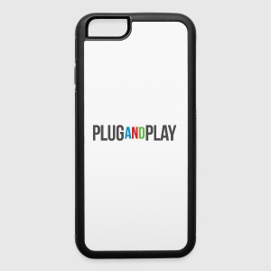 plug and play - iPhone 6/6s Rubber Case