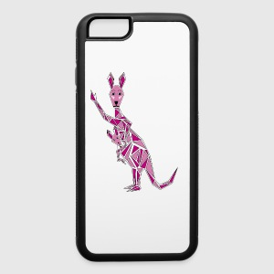 kangaroo - iPhone 6/6s Rubber Case